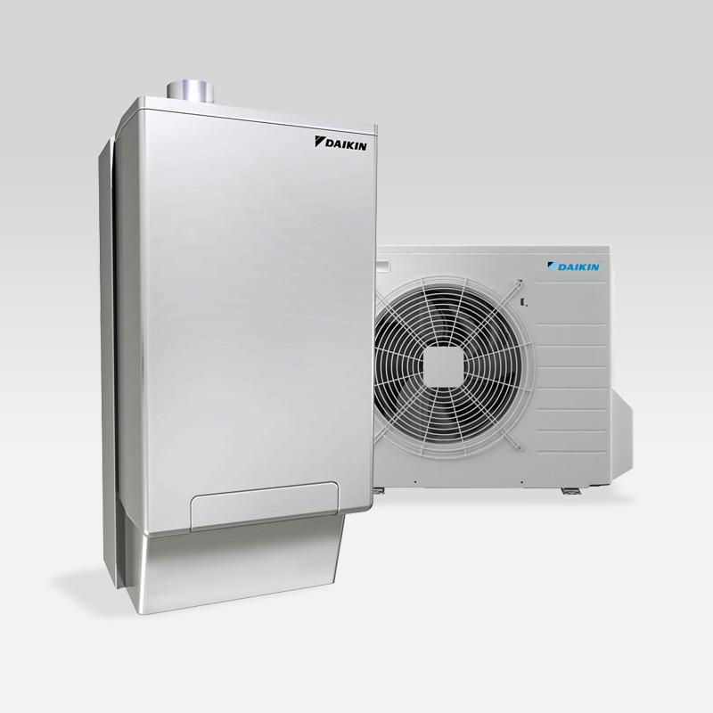 Daikin warmtepomp - installatiebedrijf Eppink